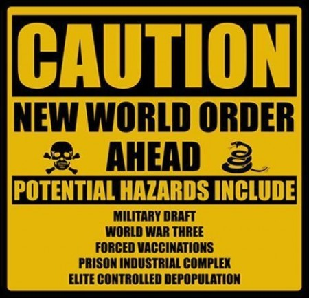 NEW WORLD ORDER AHED