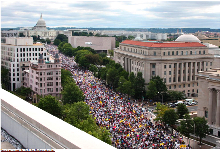 dc-march