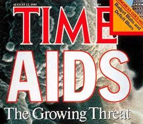 Mainstream media spredte frykt for å sementere AIDS-svindelen i publikums bevissthet