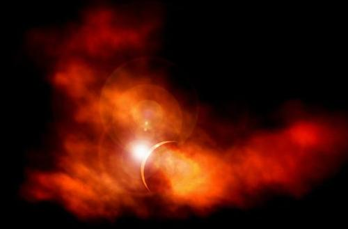 Nibiru, 11 July 2010, Solar Eclipse