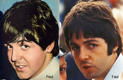 Paul and Faul