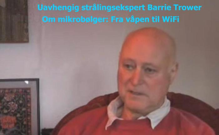 Barrie_Trower_Nyhetsspeilet_interview