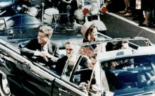 Who shot John F. Kennedy?