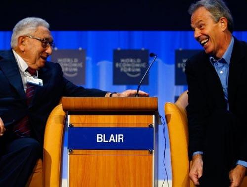 kissinger blair