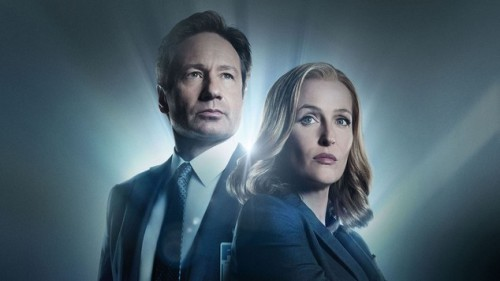 David Duchovny and Gillian Anderson are back for another six-episode series of The X-Files (Fox/PA)