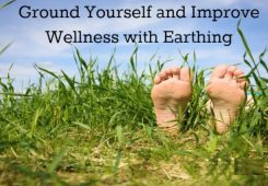 health benifits of grounding your foot