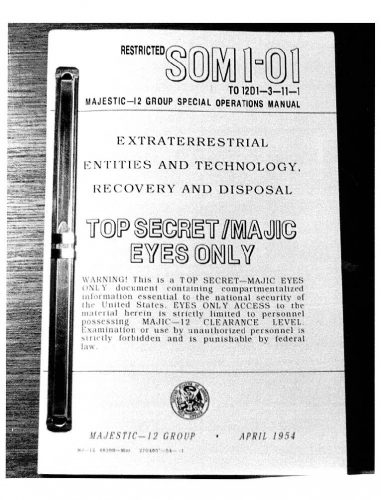 Special Operation Manual